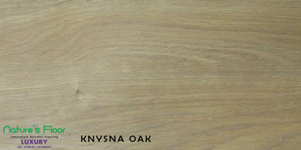 Knysna Oak sample for laminated wood flooring